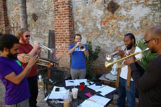 scott frock trumpet player new orleans
