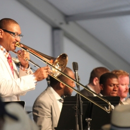 Delfeayo Marsalis, Uptown Jazz Orchestra featured in Offbeat Magazine