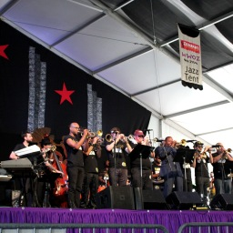Trumpet Mafia Jazz Fest Coverage, Offbeat Magazine