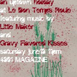 Gravy Flavored Kisses at Le Bon Temps Roule