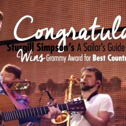 Grammy Win for Sturgill Simpson
