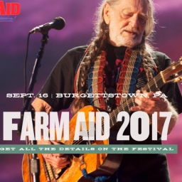 Night Sweats to Perform at Farm Aid, Harvey Benefit