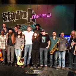 Hornstars with Jimmy Lumpkin on Studio Amped