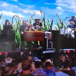 Rolling Stone Features Night Sweats at Farm Aid 2018