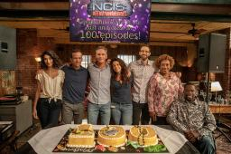 Night Sweats on 100th Ep. of NCIS New Orleans