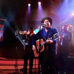 Watch Night Sweats on Stephen Colbert