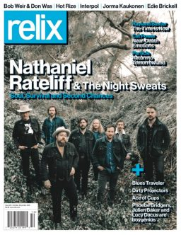 Relix Magazine ft. Night Sweats Cover Story